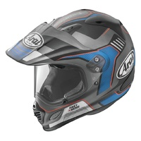 Arai XD-4 Helmet Vision Grey/Blue/Black