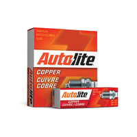 Autolite AL-4302 Autolite 4302 Spark Plug for Milwaukee-Eight 17-Up/Street 500/750 15-Up/Indian Scout