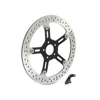 "Arlen Ness 02-910 Left Front 14"" Big Brake Kit FLH'08-13 (Must have 17"" or Larger Wheel)"