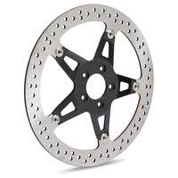 "Arlen Ness AN-02-921 Right Front 14"" Big Brake Kit for Touring 00-07 (17"" or Larger Wheel)"