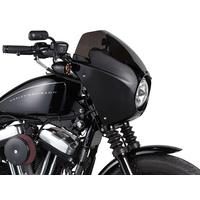 Arlen Ness 06-037 Bolt On Fairing Gloss Black XL'04up (Exc.16'up XLX see ext.)