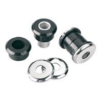 Arlen Ness 08-029 Handlebar Flush Poly Dampening Kit S/Tail'18up, FLH'84up