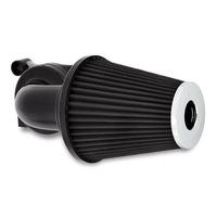 Arlen Ness 81-039 Air Filter 90deg FLH 17up M8 Black w/Throttle-by-Wire