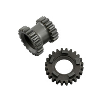 Andrews 201105 1st Gear Set (2.44 Ratio) for Big Twin 59-86 4 Speed