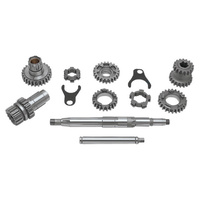 Andrews 210150 Gear Kit Transmission Ratios 1st-2.44/3rd-1.35 Suit Big Twin 36-76