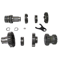 Andrews 210550 Tranmission Gear Kit for Big Twin 77-86 4 Speed