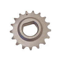 Andrews 216323 Crank Sprocket 17T Chain Drive Suit Big Twin 07-Up & FXD 06-Up