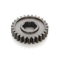 Andrews 251050 Gear 1st Main Shaft Stock Suit Sportster XL 56-90 4 Speed