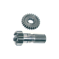 Andrews 254850 Main Drive Gear Set for Sportster Mid 84-90 4 Speed (C Ratio)