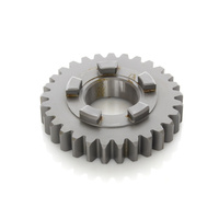 Andrews 296445 4th Mainshaft Gear for Big Twin 84-06 5 Speed