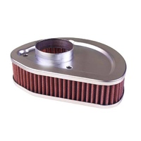 Airaid 880-174 OEM Replacement Air Filter Element for Softail 16-17/Touring 14-16