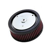 Airaid 880-245 Air Filter Element; SE FLH'08-13 NOT upgraded 58mm Throttle Body!!