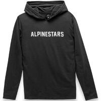 Alpinestars Legit Hoodie Premium Tee Black
