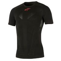 Alpinestars Tech Top Short Sleeve Summer Black/Red