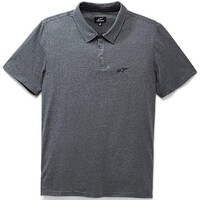 Alpinestars Eternal Polo Charcoal Heather