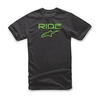 Alpinestars Ride 2.0 Tee Black/Green