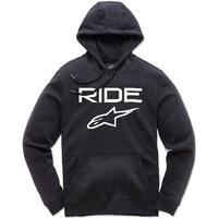 Alpinestars Ride 2.0 Pullover Fleece Black/White