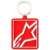 Alpinestars Corp Shift Key Fob Red