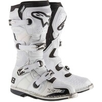 Alpinestars Tech 8 RS Boots White