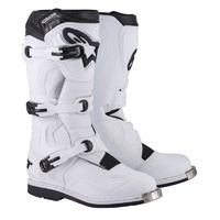 Alpinestars Tech 1 Boots White