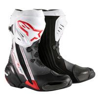 Alpinestars Supertech R Boots Black/Red/White