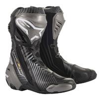 Alpinestars Supertech R Boots Black/Grey/Gold