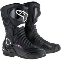 Alpinestars Stella SMX-6 V2 Drystar Boots Black/White