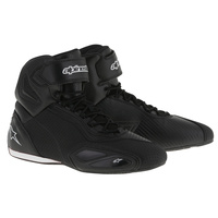 Alpinestars Faster-2 Ride Vented Shoes Black
