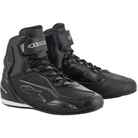 Alpinestars Stella Faster-3 Ride Shoes Black/Silver