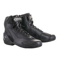 Alpinestars SP-1 V2 Riding Shoes Black/Black [Size:48]