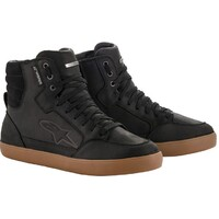 Alpinestars J6 Waterproof Shoes Black/Gum