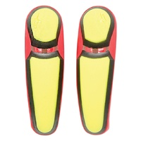 Alpinestars Replacement Toe Sliders Fluro Yellow for SMX Plus Boots