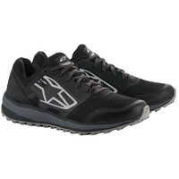 Alpinestars Meta Trail Shoes Black/Dark Grey