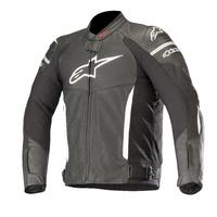 Alpinestars SP-X Perforated Leather Jacket Black/White