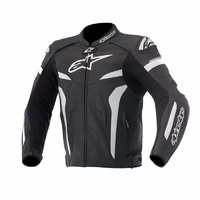 Alpinestars Celer Leather Jacket Black/White