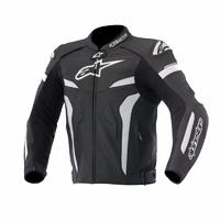 Alpinestars Celer Leather Jacket Black/White