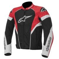 Alpinestars Stella GP Plus R Leather Jacket Black/White/Red