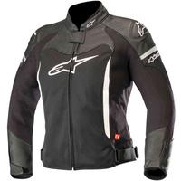 Alpinestars Stella SP-X Airflow Leather Jacket Black/White