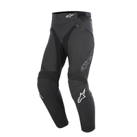 Alpinestars Jagg Leather Pants Black