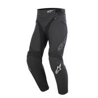 Alpinestars Jagg Leather Pants Black