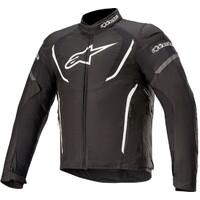 Alpinestars T-Jaws V3 Waterproof Jacket Black/White
