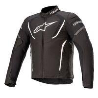 Alpinestars T-Jaws V3 Waterproof Jacket Black/White [Size:XL]