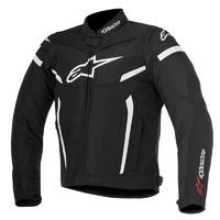 Alpinestars T-GP Plus R V2 Drystar Jacket Black/White