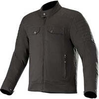 Alpinestars Ray Canvas V2 Jacket Black