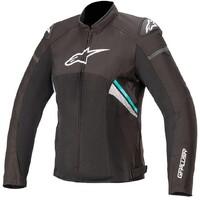 Alpinestars Stella T GP Plus R V3 Air Jacket Black/White/Teal