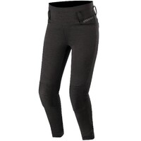 Alpinestars Womens Banshee Short Leggings Black