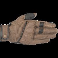 Alpinestars Crazy Eight Gloves Brown/Black