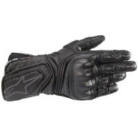 Alpinestars Stella SP-8 V3 Leather Gloves Black/Black