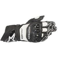 Alpinestars GP Pro R3 Gloves Black/White