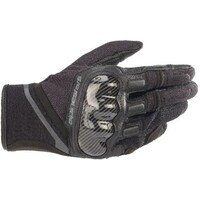 Alpinestars Chrome Gloves Black Tar Grey